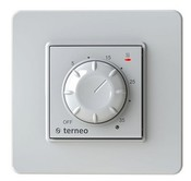 Terneo ROL Терморегулятор (белый)