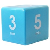 Таймер времени в виде кубика на 1, 3, 5, 7 минут Time Cube