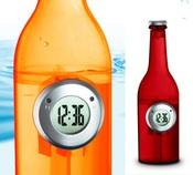 """Часы JS1301A работающие на воде """"Бутылка"""" 31 Век. красный"""