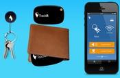 Метка маячок TrackR Wallet для бумажника