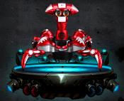 TT388 Робот Angelic Monster, 31 Век