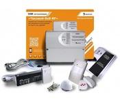 GSM Сигнализация Умный часовой-8х8-RF BOX Радиоканальный комплект для дома ПРОФИ