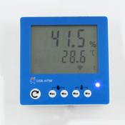 Датчик температуры и относительной влажности воздуха, беспроводной Wi-Fi Модель: USR-HTW