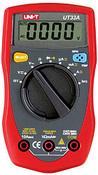 UT33A Мультиметр цифровой портативный с автоматическим выбором диапазона UNI-T (00021516)