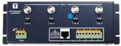 Приемо-передатчик НЧ-видеосигнала (4 канала) по витой паре активный. 4 разъема BNC и разъемы витой пары «под отвертку» + разъем RJ-45.