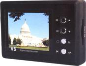 V-5 Персональный цифровой видеорекордер (DVR) со встроенным TFT-дисплеем, 31 Век
