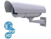 Точка Зрения Вьюга Арктика 3G Бюджетная уличная HD IP камера