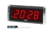 Светодиодные часы VST (VST-730-1)