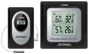 W239009-Black + W339010 (Black) Atomic цифровая метеостанция