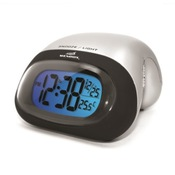 W351A-S Wendox Электронные цифровые часы-будильник