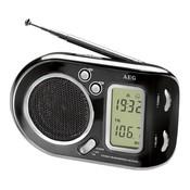 Радиоприёмник AEG WE 4125 (черный)