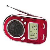 Радиоприёмник AEG WE 4125 (красный)