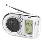 Радиоприёмник AEG WE 4125 (белый)