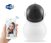 Видеоняня - поворотная WiFi камера Я смарт Ya-SC22
