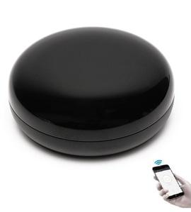 Умный WiFi инфракрасный контролер для ТВ, кондиционера, аудио и др. Модель: Ясмарт IR01