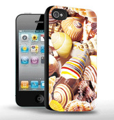 Сменный чехол от BB-Mobile для iPhone 4/4S c 3D изображением (X-035)