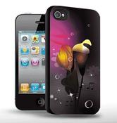 Сменный чехол от BB-Mobile для iPhone 4/4S c 3D изображением (X-046)