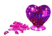 3D-пазл «Сердце». Модель: Y9289002