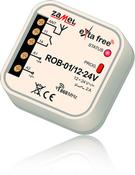 Приемник контроллер ворот, питание 12-24V Zamel ROB-01/12-24V