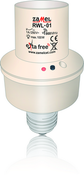 Приемник выключатель освещения под лампы E27 100W Zamel RWL-01