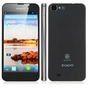 Смартфон четырехядерный Zopo ZP980 на 2-Sim черный
