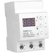 RBUZ (ZUBR) D40t Реле напряжения для всего дома