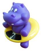 Детская игрушка-термометр для ванной бегемотик 31ВЕК ZW-500