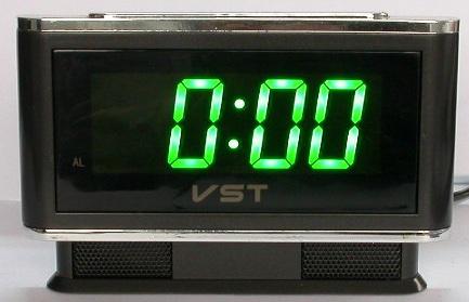 Светодиодные часы VST