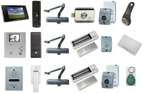 оборудование для домофонов