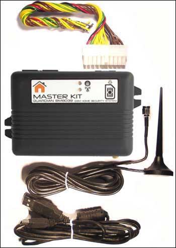 Блок сигнализации BM8039 - 1