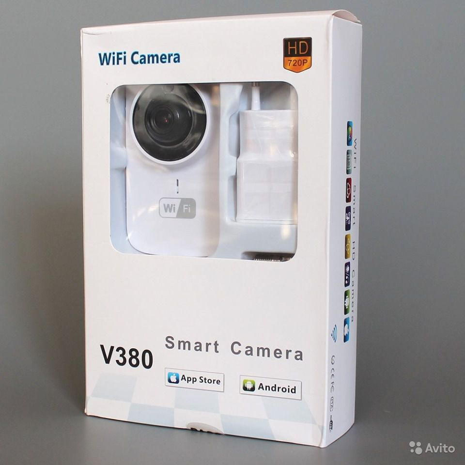 V380 Wifi Camera программа для Windows скачать img-1