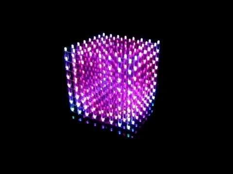 Светодиодная rgb матрица своими руками